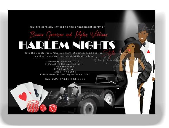 Best 25 Harlem Nights Party Ideas On Pinterest Harlem Nights
