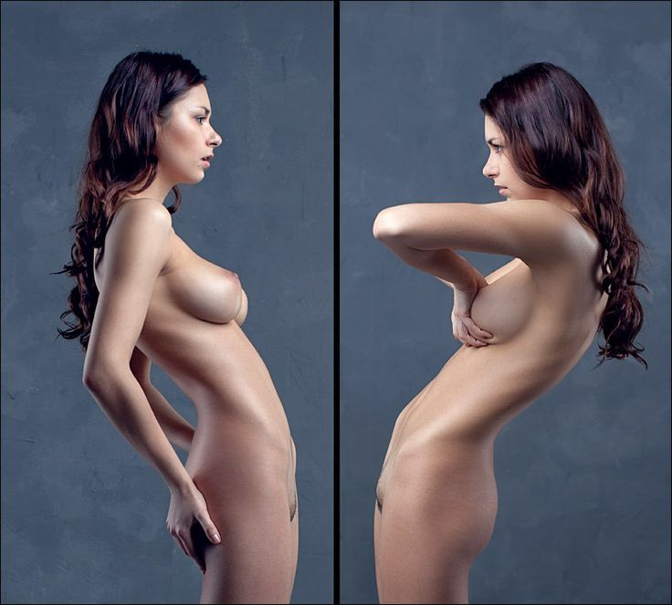 Artistic Nude Vagina
