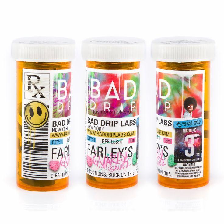 Самозамес: Bad Drip - Farley's Gnarly Sauce clone
