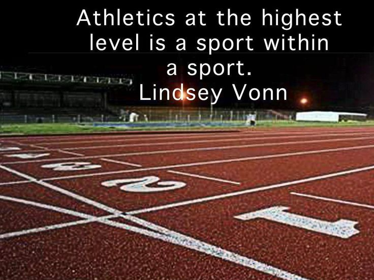 Athletics at the highest level is a sport within a sport. Lindsey Vonn #SundayMotivational #TopGearSport