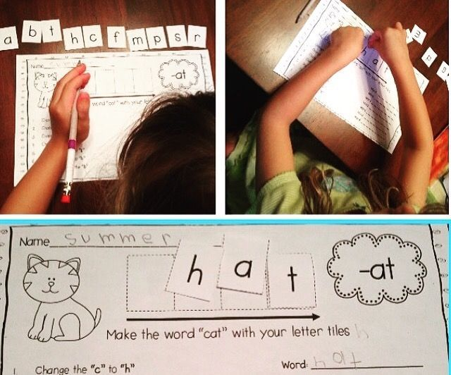 In this Making Words Mega Pack, there are 115 making words activities with short and long vowels, digraphs, blends, r-controlled vowels, and diphthongs. This pack comes with a couple of options for word building mats, individual student making words pages, pages of letter tiles for whole or small group instruction, and mini posters that you can display on an overhead or document camera so students can follow along in making words.