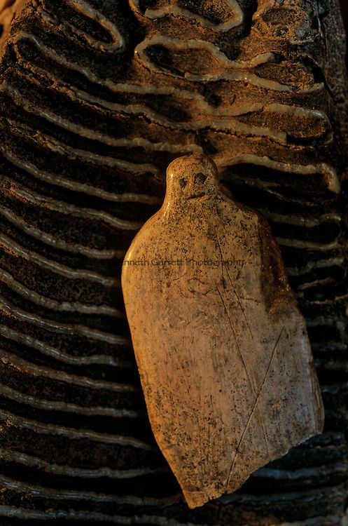 15,000 year old ivory figurine made out of a mammoth tooth, Kiev, Ukraine Copyright:Kenneth Garrett