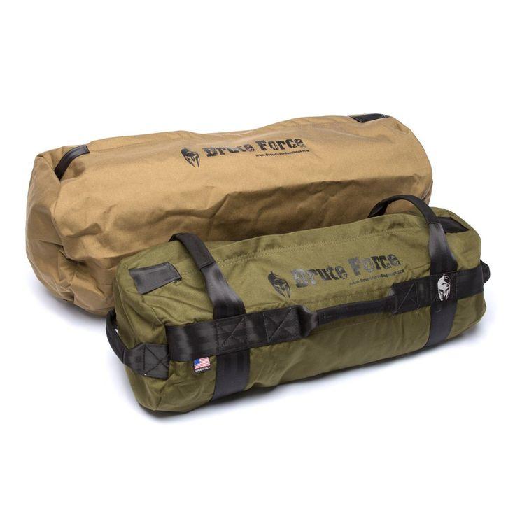 Brute Force Barebones Sandbag Combo Kit