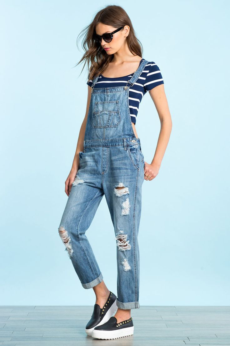 Denim overalls for women have become a staple piece and the versatility they bring has made them a fast-favorite. Find an array of overall styles available in this selection at Gap. Shipping is on us! free on orders of $50 or more. FREE on orders of $50 or more details. FREE Returns on All Orders. details.