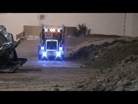 Rc Truck (Maiden voyage Part 1) - YouTube