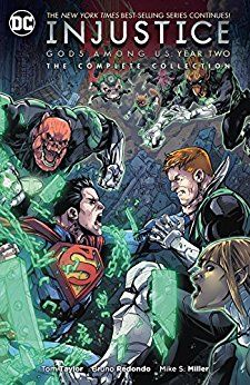 12 best graphic novels at mcpls images on pinterest comics comic injustice gods among us year two the complete collection injustice gods among us by taylor tom fandeluxe Images