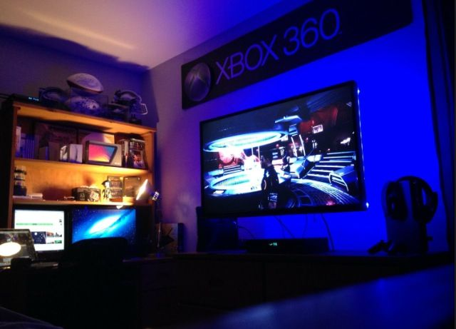 22 best Gaming rooms setup images on Pinterest Gaming rooms