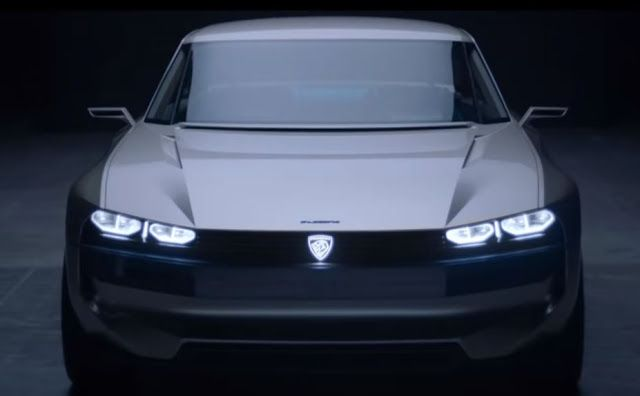 Peugeot E Legend Concept With 600 Km Of Electric Range Electric