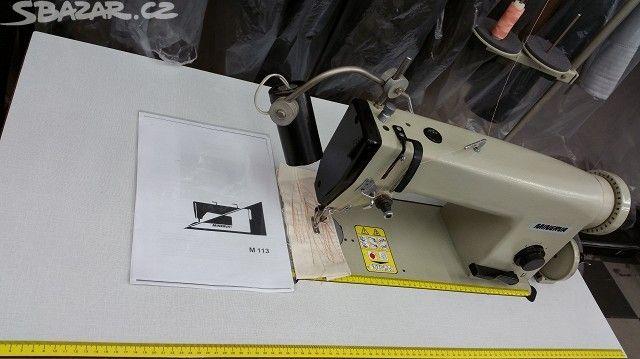 Šicí stroj MINERVA M 113 . Průmyslový - obrázek číslo 6