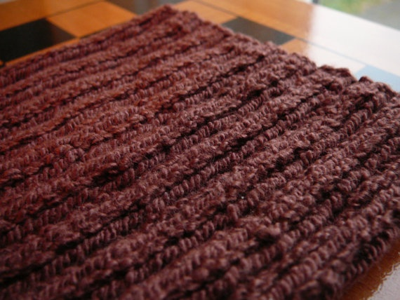 Large Coffee brown PICC Line / IV Cover by FreshSqueezedLymeAid, $18.50
