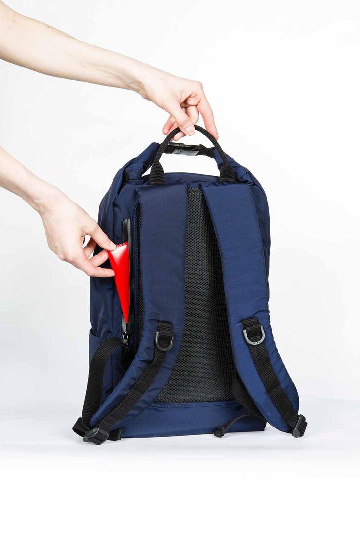 Универсальный городской рюкзак CODE: UNIK