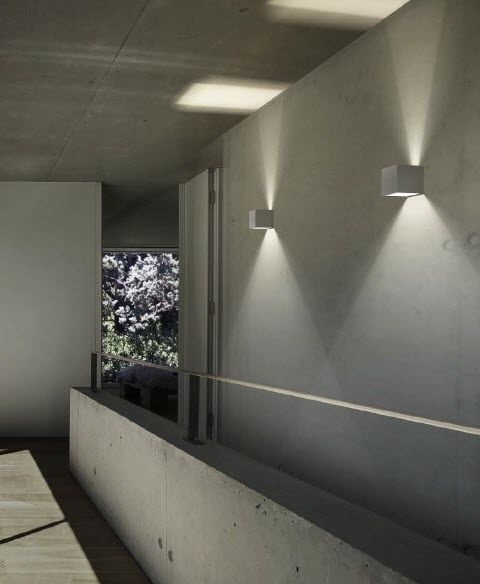 Discover all the information about the product contemporary wall light garden aluminum led draco panzeri and find where you can buy it
