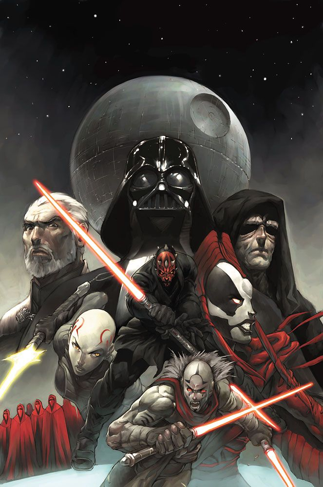 Star Wars Tales - The Sith Lords