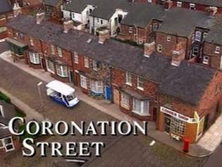 Coronation Street...she enjoyed this show