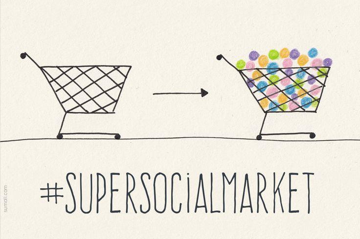 superSocialmarket il nuovo processo d'acquisto