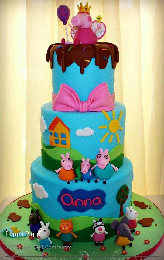 Huge Birthday Cake Jazz