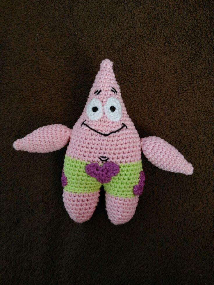 Patrik, kamarad Spongeboba