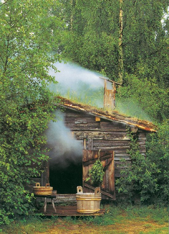 Finnish Loyli was a saced place of meditation, meeting of the ancestors, being born and of dying.