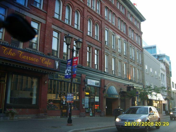 Downtown Kitchener Ontario