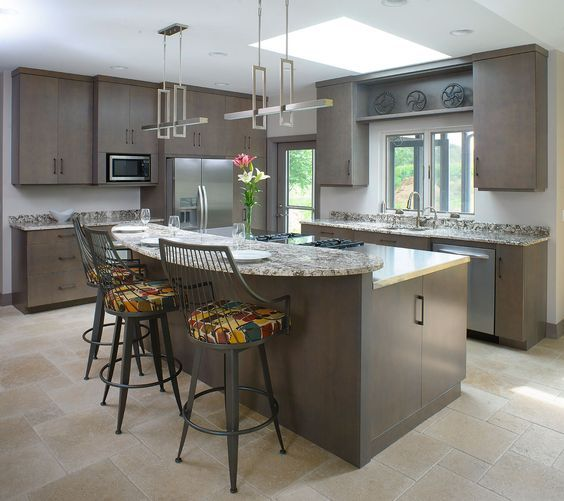 Kitchen Designs With Island Cooktop: 28 Best Island Cooktop Images On Pinterest