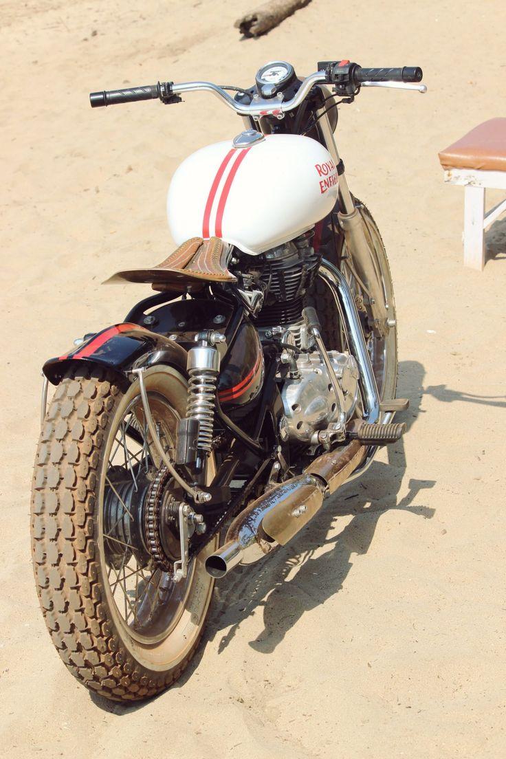 Best Royal Enfield Bullet Ideas On Pinterest Bullet Bike - Classic motorcycle custom stickers