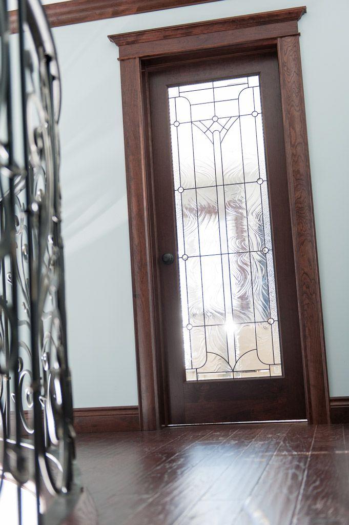 Distinctive Interiors Beautiful Waterton French Door By Trimlite Doors In 2019 Gl Beveled
