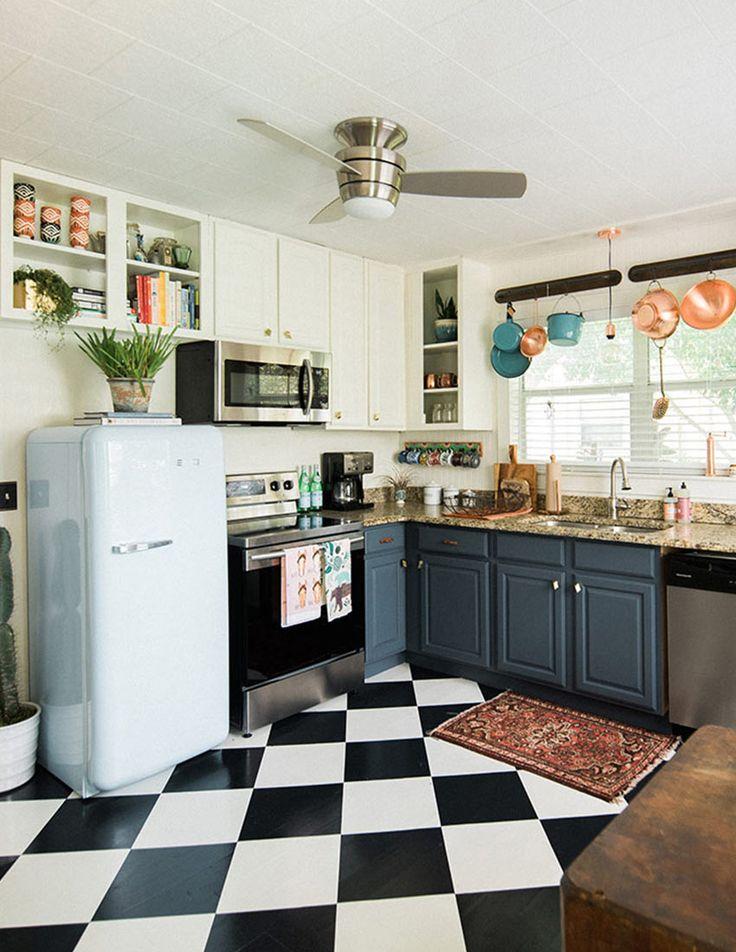 Check Mate: Our Favorite Checkered Floors, Design*Sponge