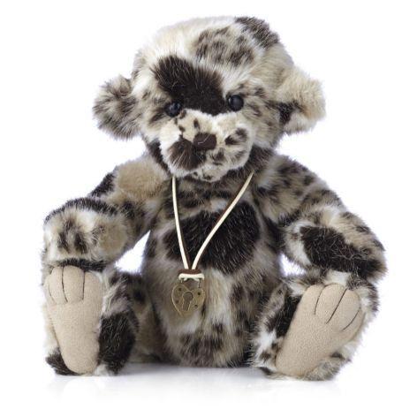 Charlie Bears Teddy Bear Crumpet