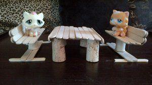 diy littlest pet shop wood house - Google Search