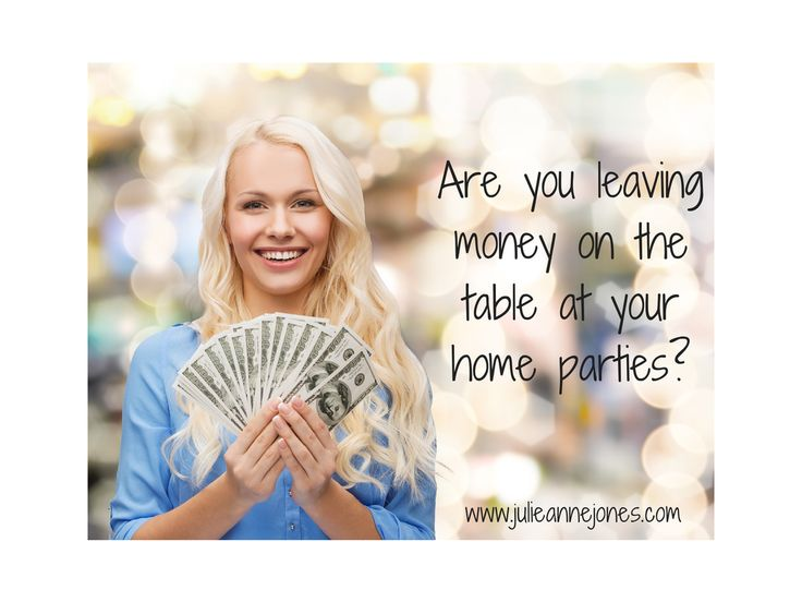 Are you missing out on sales at your home parties? Check out these 6 simple tips for increasing your sales average at every party you host.