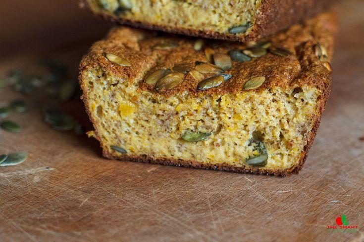 Nu mai este deja un secret că în orice dietă de slăbire sănătoasă pâinea din cereale ar trebui să fie înlocuită. Această pâinică paleo din dovleac nu numai că este delicioasă, dar nu conține...