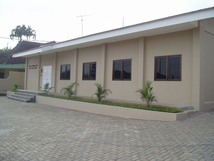 Kingdom Hall of Jehovah Witnesses in Sukabumi, West Java