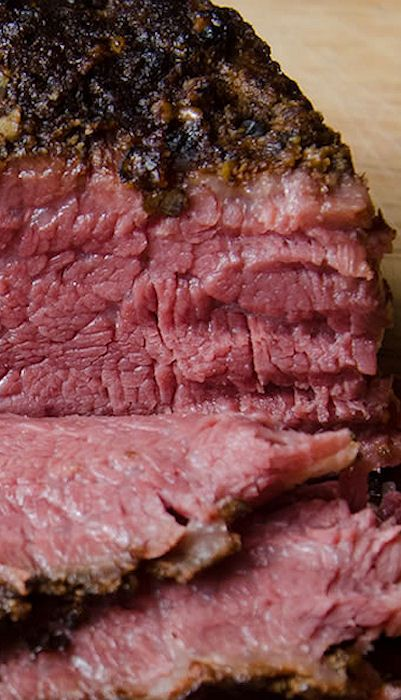 Close to Katz's Homemade Pastrami Copycat Recipe