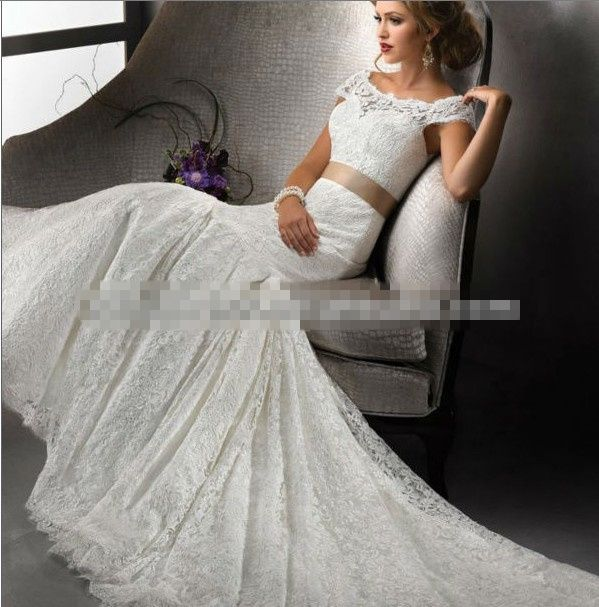 Lace Mermaid Wedding Dress Ireland : Best images about irish lace and linens on