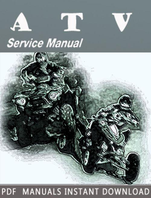 2004 Arctic Cat 650 Twin Atv Service Repair Manual Download Service Manuals Club In 2020 Repair Manuals Owners Manuals Cat Services