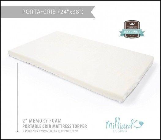 24 x 38 crib mattress
