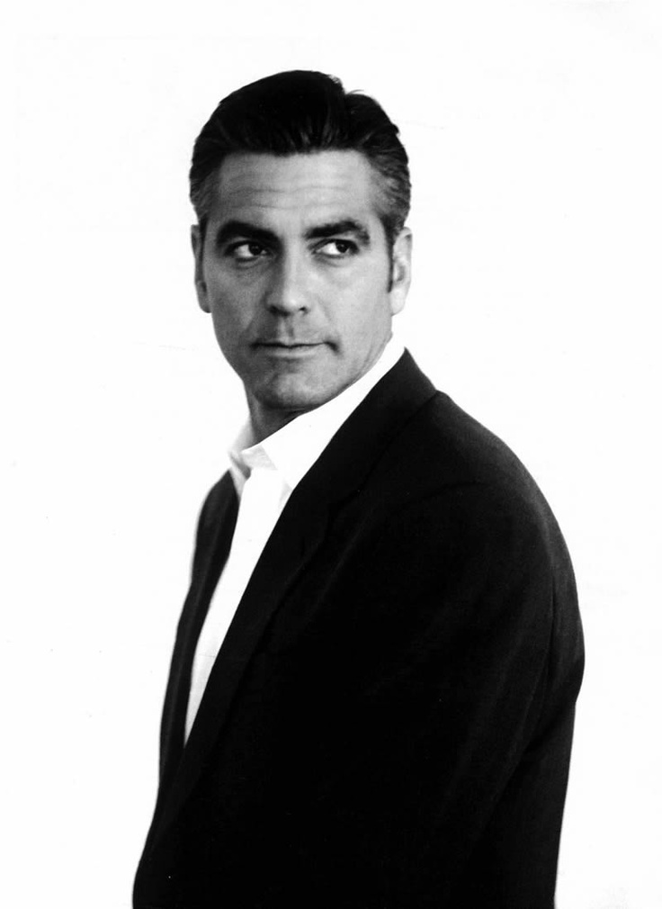 there is only one George Clooney