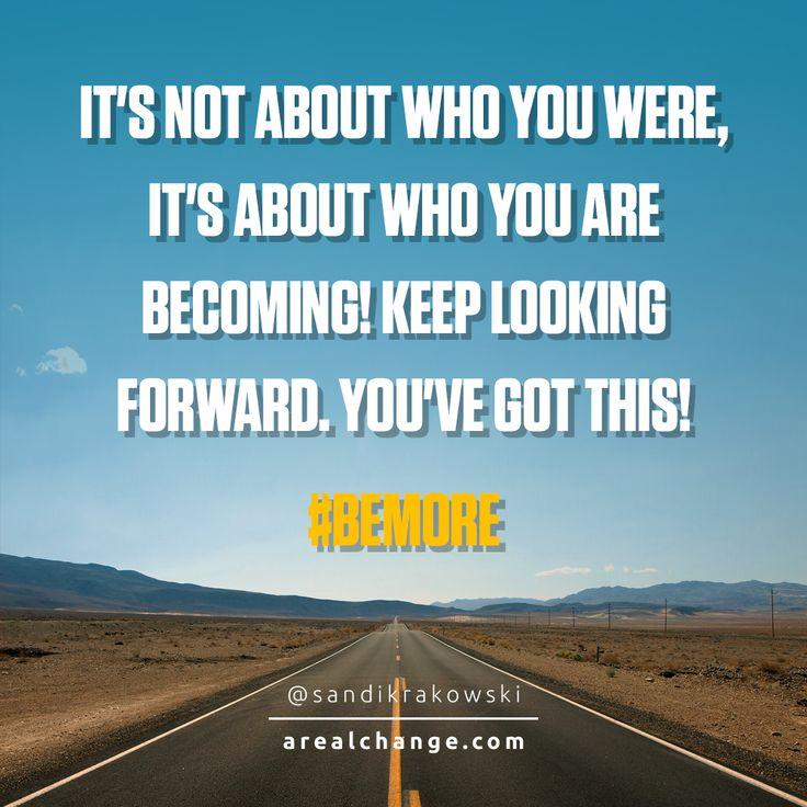 Stay focused straight ahead!