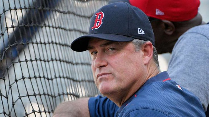 John Farrell skips Red Sox game to watch son make MLB debut  -  July 1, 2017