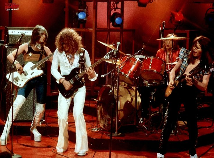 Mott The Hoople – 1973 - All The Young Dude's...