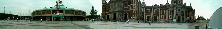 Basilica de Guadalupe. Mexico,DF