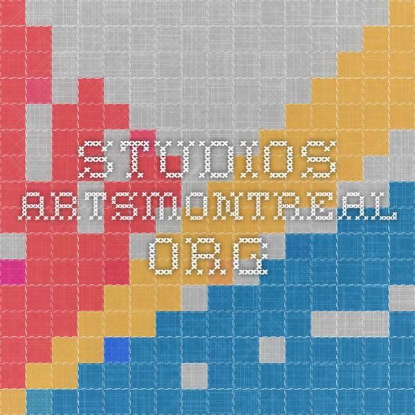 studios.artsmontreal.org