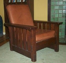 Gustav Stickley Morris Chair