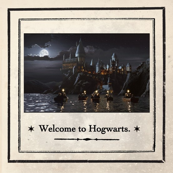Welcome to Hogwarts. #harrypotter #harrypotterquotes: