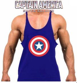 Camiseta Regata Super Cavada Musculação Lanterna Verde-preta - América Tático Aventura Artigos Militares Aventura Esportes Radicais e Camping.