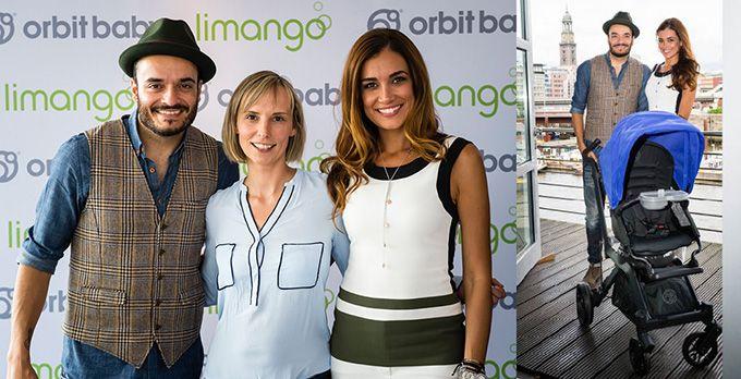 Orbit Baby G3 Einführung mit Jana Ina und Giovanni Zarrella