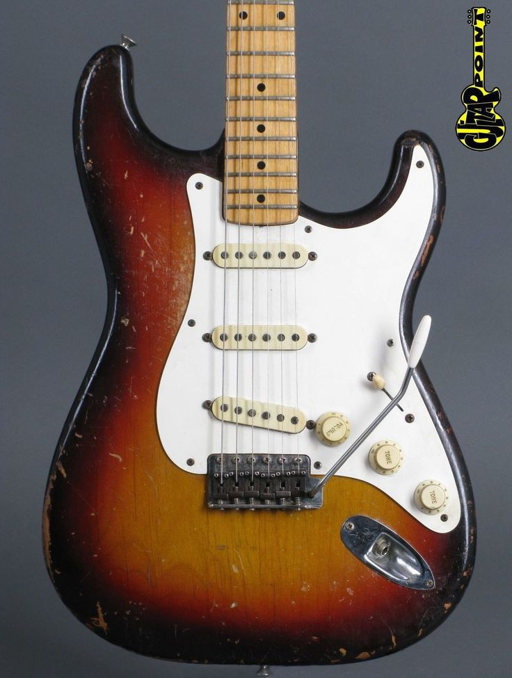 52 best vintage fender stratocasters images on pinterest fender rh pinterest com Fender Stratocaster Pickguards Les Paul Jr Wiring Harness