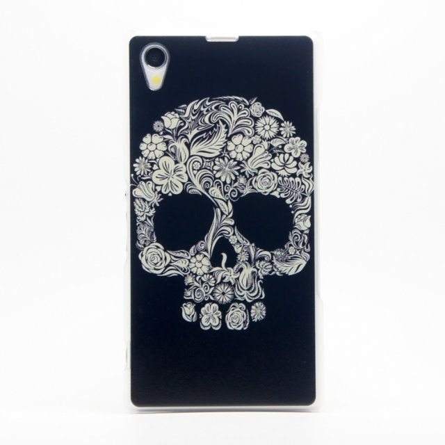 Πλαστική Θήκη Pop Skull Plastic Case (Xperia Z1) - myThiki.gr - Θήκες Κινητών-Αξεσουάρ για Smartphones και Tablets - Pop Skull