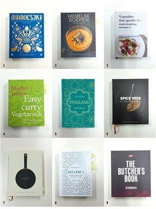 Koken met boeken - De Standaard