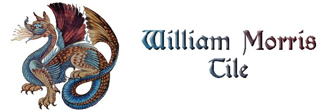 William Morris, William De Morgan, Morris & Co.: Tile in the English Arts and Crafts Tradition